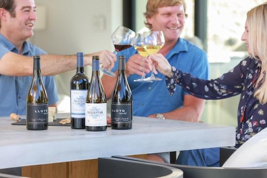 Join Lloyd Cellars Wine Club