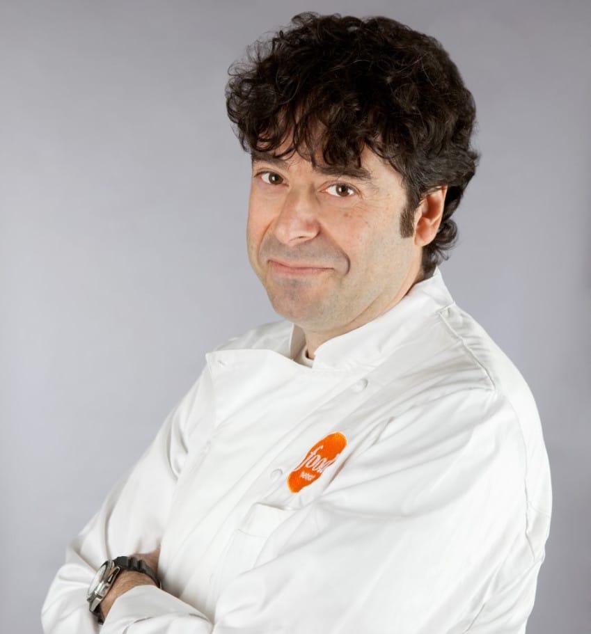 Chef Robert Bleifer