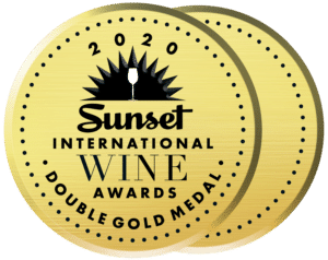 Sunset International Wine Competition 2020 - Double Gold medal